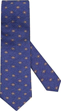 Altea Übergröße : Altea, Krawatte mit modischem Muster in Blau für Herren