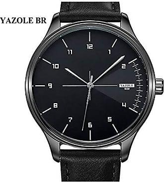 Yazole Relógio Masculino Yazole 502 Preto