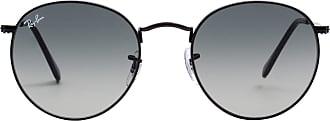 Ray-Ban Óculos de Sol Redondo Preto - Mulher - Único US