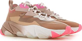 Ash Sneaker für Damen, Tennisschuh, Turnschuh Günstig im Sale, Sanddüne, Gewebe, 2019, 35 36 37 38 40