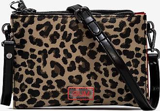 gum leopard pochette