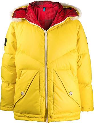 Woolrich Polar hooded jacket - Yellow