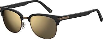 Polaroid Mens PLD 2076/S Sunglasses, Multicolour (Mtt Black), 53