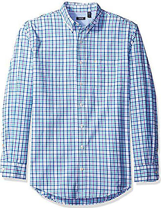 92423aae6a4 Izod Mens Big and Saltwater Breeze Long Sleeve Shirt