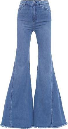 N.Y.B.D. Calça Jeans Pantalona N.Y.B.D. - Azul