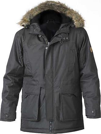 Duke London D555 Lovett Parka Style Jacket - Green 3XL