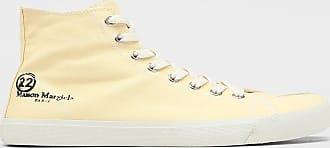 Maison Margiela Sneakers Tabi High-top In Tela