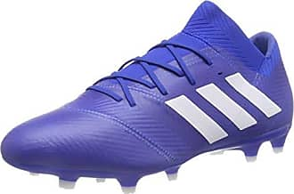 designer fashion 35595 1ff58 adidas Adidas Nemeziz 18.2 FG, Zapatillas de Fútbol para Hombre, Azul  Footwear White