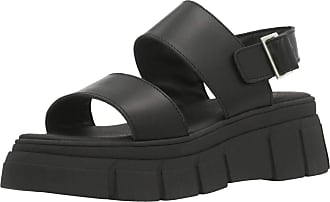 Yellow Women Sandals and Slippers Women Flap Black 7.5 UK