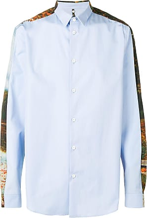 OAMC back print shirt - Azul