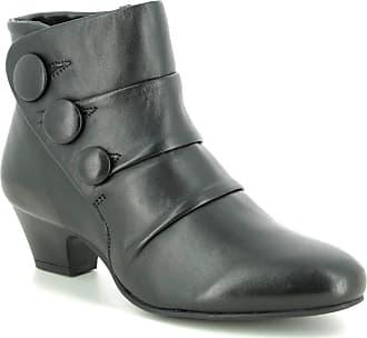 Lotus Womens Prancer Ankle Boots, Black (Black BBK), 8 (42 EU)
