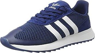 9f37b082b65838 adidas Damen Flashback Sneaker Blau Footwear White Mystery Blue