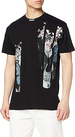 Religion Mens Butterfly TEE T - Shirt, Black (Black 001), Small (Size:S)