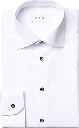 Eton Hochwertiges Oberhemd, Contemporary Fit von Eton in Weiss für Herren