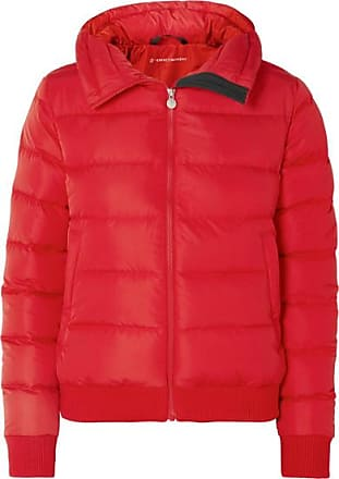 Perfect Moment Super Star Quilted Down Jacket - Red