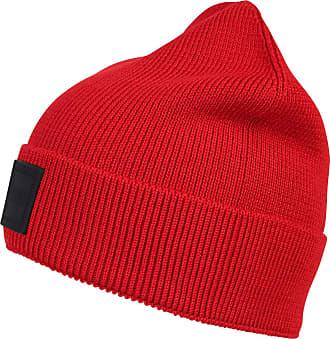 BOSS Bonnet Foxxy rouge