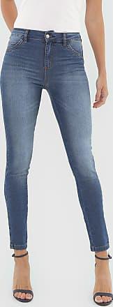 Dimy Calça Jeans dimy Skinny Olivia Azul