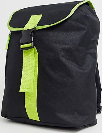 7X SVNX backpack with neon detail-Black