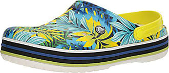 Mixte V 43 42 EU Green Crocband Sabots Tropical Crocs tennis Adulte Graphic Clog Multicolore White Ball 6tYaOq