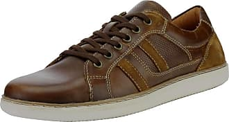 Redtape Mens Cumber Leather Casual Shoes Tan UK 7