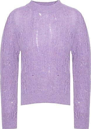 Zadig & Voltaire Cashmere Sweater Womens Purple