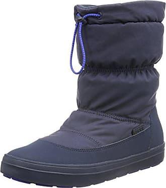 Crocs LodgePoint Pull-on Boot - Stivali a metà Polpaccio Non Imbottiti Donna 34661884334