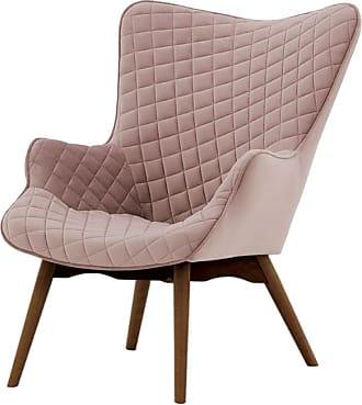 SLF24 Ducon Velvet Wingback Chair With Stitching-Velluto 14-dark oak