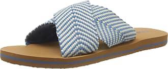 O'Neill Womens Fw Ditsy Slide Sandalen Flip Flops, Blue Walton Blue 5209, 6.5 UK