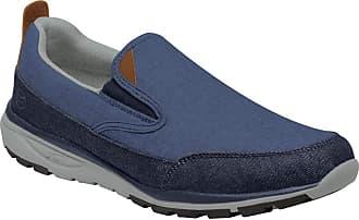 Regatta Mens Marine Slide Lightweight Stretch EVA Footbed XLT Sole Casual Slip On Trainers Sneaker, Navy/Dark Denim