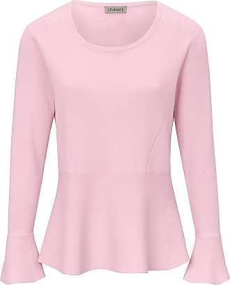 Uta Raasch Rundhals-Pullover Uta Raasch pink