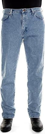 Wrangler Mens 13MWZ Cowboy Cut Original Fit Jean, Antique Wash, 28W x 30L