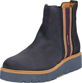 blau Stiefel, Chelsea Marie GANT, Gute Schuhe beliebte