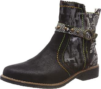 Laura Vita Coralie 23, Womens Ankle boots, Black (Noir Noir), 5.5 UK (39 EU)
