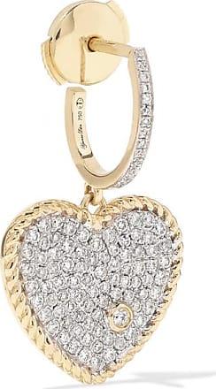 Yvonne Léon 18-karat Gold Diamond Earring
