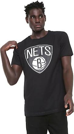 NBA Camiseta NBA Brooklyn Nets Preta