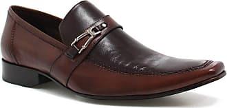 Zariff Sapato Social Zariff Shoes Fivela Couro