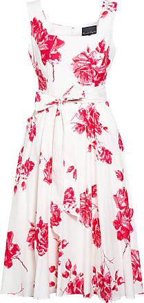 Phase Eight Kleid ELFRIDA - WEISS/ FUCHSIA/ ROSA