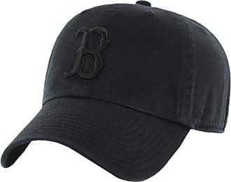 47 Brand Clean Up Red Sox BOB Cap 47 Brand cap base cap (One Size - black-black)