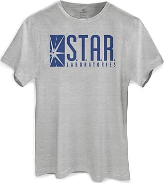 DC Comics Camiseta The Flash STAR Labs