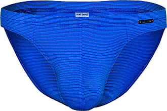 Olaf Benz Mens Red1201 Brazilbrief Underwear, Royal, X-Large