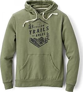 United By Blue Mens Follow Trails Hoodie
