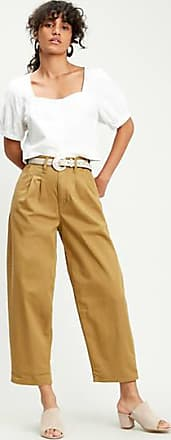 Levi's Pleated Balloon Trousers - Neutral / Neutral