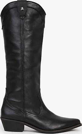 Scalpers Knee High Cowboy Boots