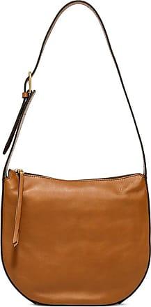 Gianni Chiarini petra medium brown shoulder bag