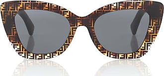 Fendi F is Fendi cat-eye sunglasses