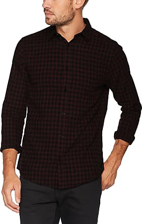 Only & Sons Mens Onsgordey Ls Checked Shirt Casual, Multicoloured (Fudge), Medium