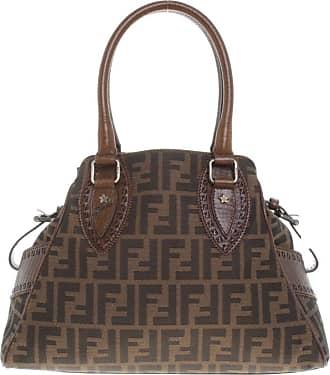 f708fc719d28b Fendi gebraucht - Handtasche mit Logo-Muster - Damen - Bunt   Muster