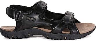 Regatta Mens Haris Open Toe Sandals, Black (Black 800), 9.5 UK (44 EU)