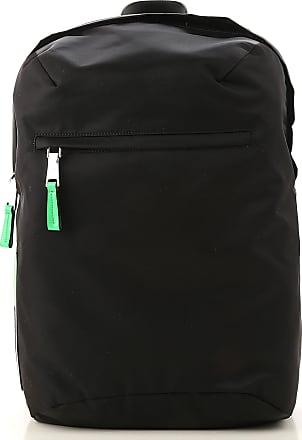 f9f83e7ccaf4 Prada Backpack for Men, Black, Nylon, 2017, one size