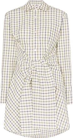 Wright Le Chapelain Camisa com estampa xadrez - Estampado
